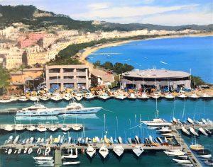 A.Iannicelli 40x50cm Cannes