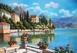 Giorgio Esposito 50x70 Garda lake N 5