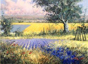 P.Esposito 60x80cm landscape