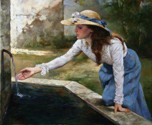 Acqua chiara