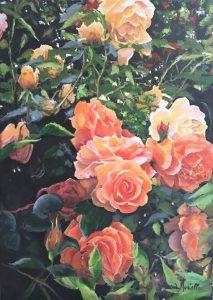 Auciello flowers cm 50x70 N 8
