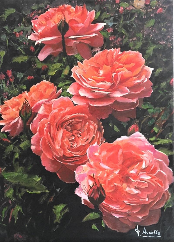 Auciello flowers cm 50x70 N 7