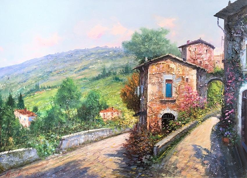 G.Iannicelli 50x70 landscape N 1